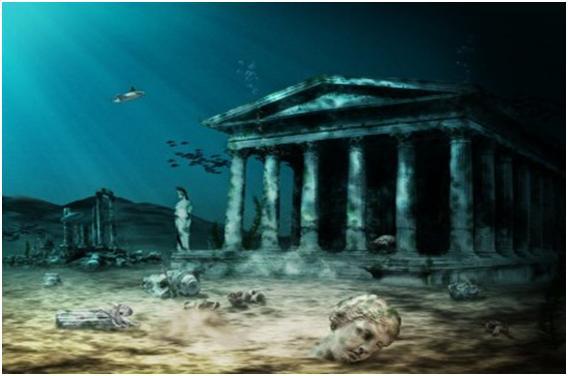 אירופה עלולה לשקוע עד מתחת למים...
