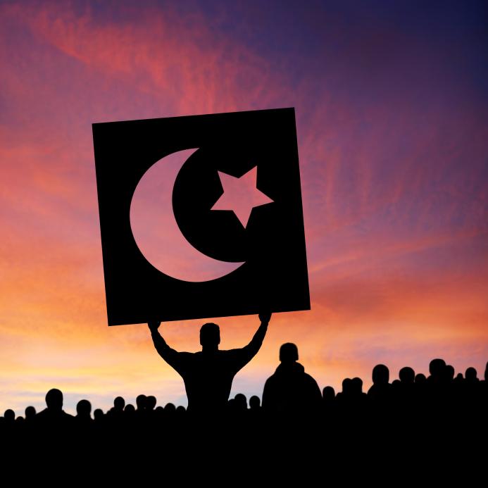 מפגינים עבור האביב הערבי. ראו איזה חורף האנושות קבלה.