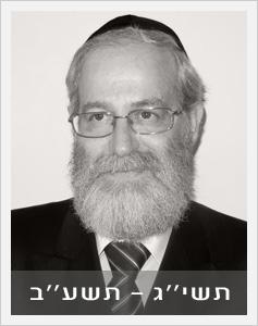 הרב רוטר זכה לחולל מהפכה בתחום התקשורת בארץ
