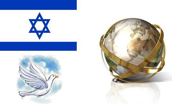 כנראה שהיחס של העולם לישראל אינוגזירה משמיים